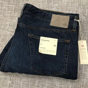 AG Jeans 👖the Graduate tailored jeans size 38